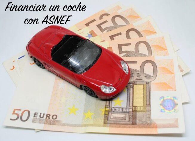 financiar un coche sin entrada con ASNEF